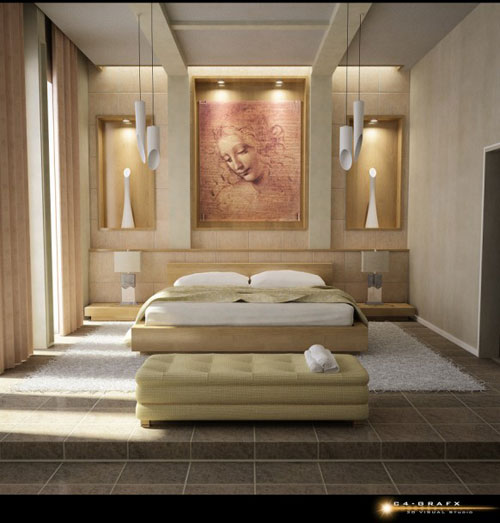 Marvelous Bedroom Interior Design 4