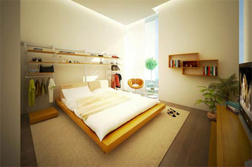 Marvelous Bedroom Interior Design 35