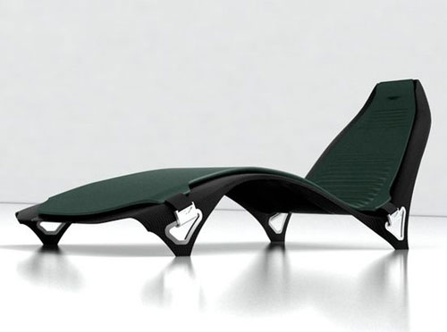 Aston Martin Lounge Chair - Cool Examples Of Innovative Furniture Design