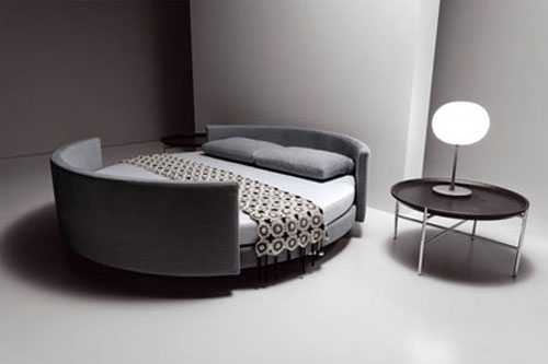 The Scoop Bed - Cool Examples Of Innovative Furniture Design