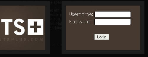 Build An Incredible Login Form With jQuery form plugin