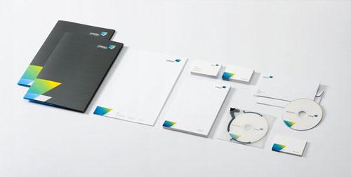 CRESO - Letterhead And Logo Design Inspiration