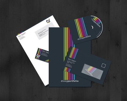 Dioxyportfolio Corporate - CRI - Letterhead And Logo Design Inspiration