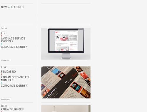 alexandermunk.com - Minimalist site