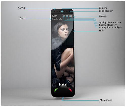 Mobile-script Concept Phone 1