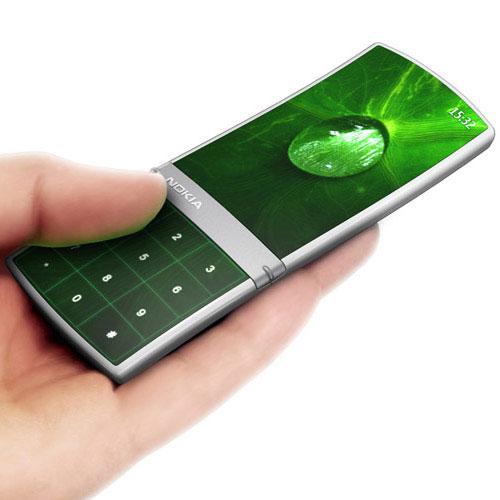 Nokia Aeon Concept Phone 1
