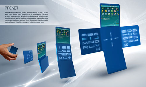 PACKET Concept Phone 1