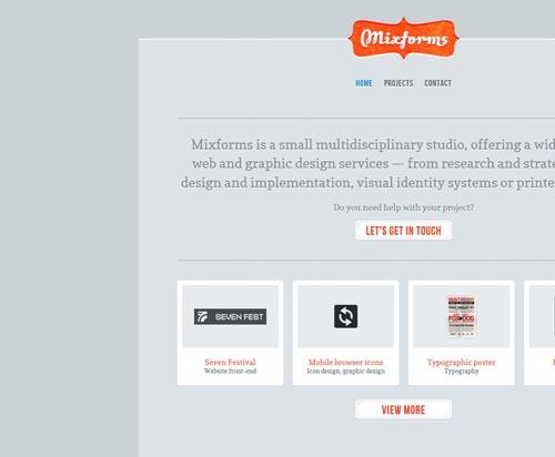 mixforms.com