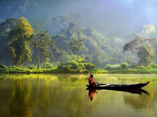 Situ Gunung, Indonesia Photography