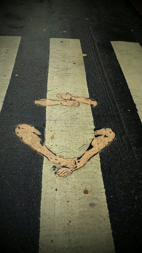6 Cool Street art