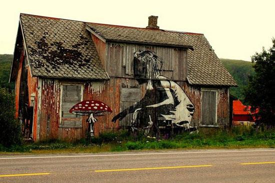 38 Cool Street art