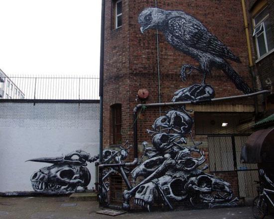 40 Cool Street art