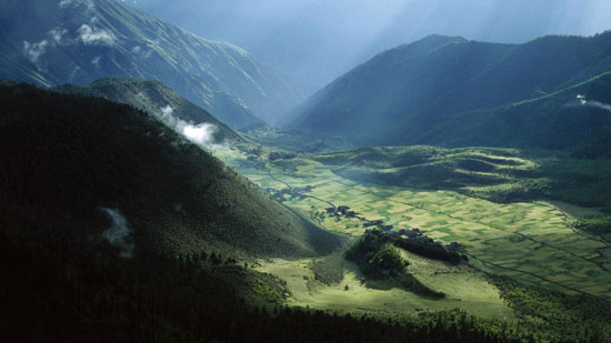 tibet Nature Photography