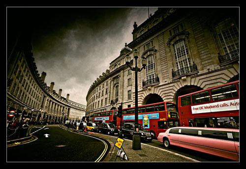 London urban photography