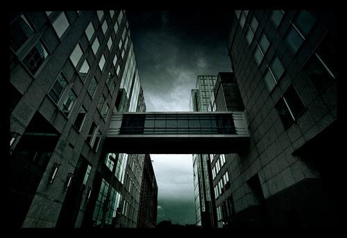 Equilibrium urban photography