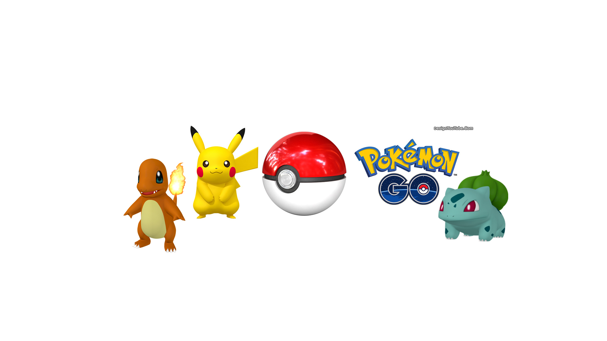 Pokemon Go Youtube Channel Art