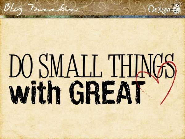 dedesmith_smallthingsgreatlove