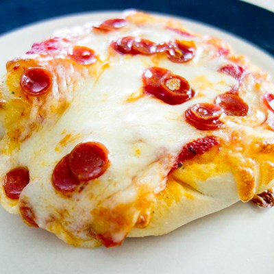 Personal Pizzas by DeDe Smith