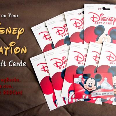 Saving for Disney