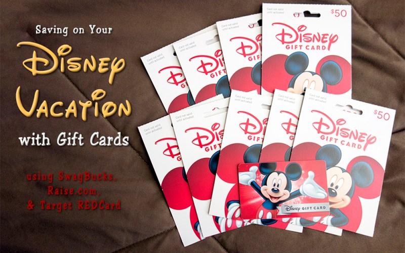 Monday Magic | Saving on Disney Gift Cards