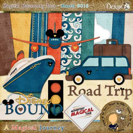 Magical Mousetery Tour | March 2016