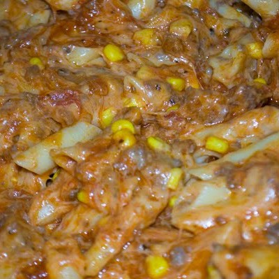 heddary Pasta Casserole by DeDe Smith