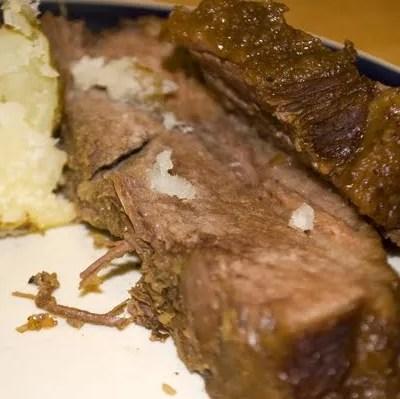 Texas Beef Brisket by DeDe Smith