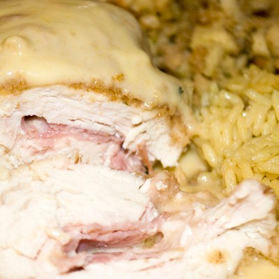 Chicken Cordon Bleu by DeDe Smith