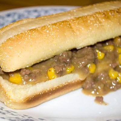 Hamburger Hoagie by DeDe Smith