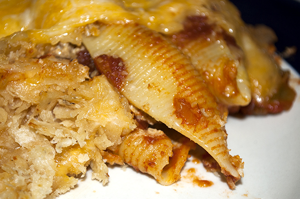 Recipe Thursday – Stuffed Taco Shells