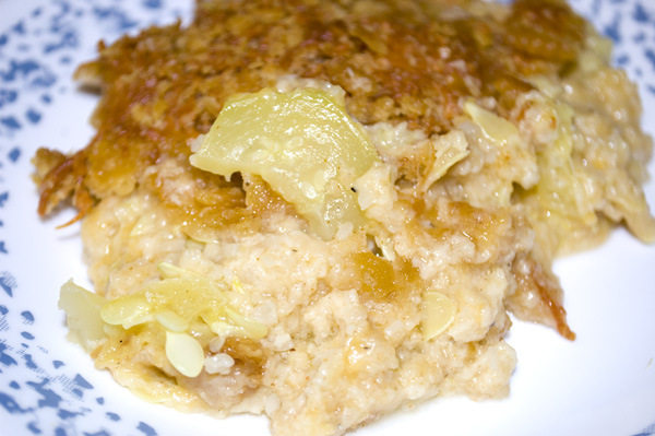 Recipe Thursday | Yellow Squash Casserole