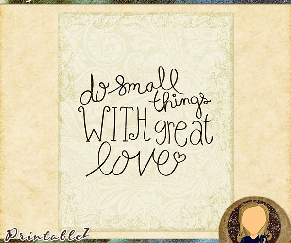 Thursday ThoughtZ | Great Love