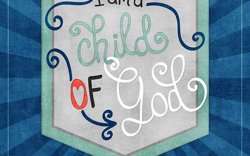 2018 Primary Theme | I Am A Child of God