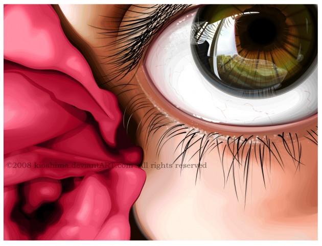vexel illustration eye