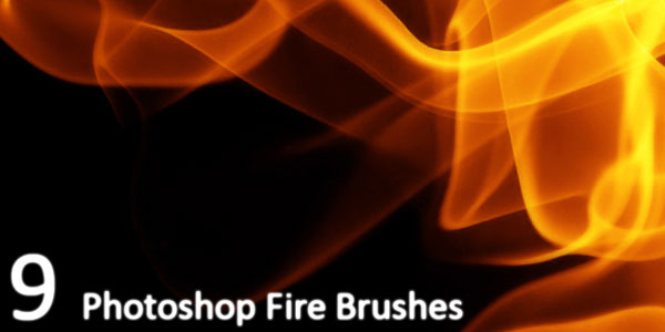 fire brushes packs photoshop