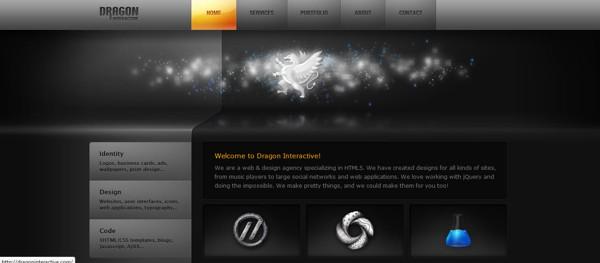 30 Creative Navigation Bar Designs