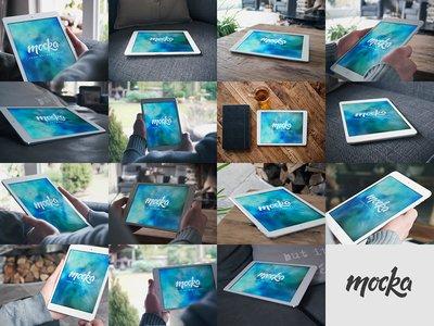 15 Tablet Mockup