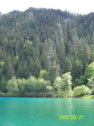 [ Lake Crescent 2 ]