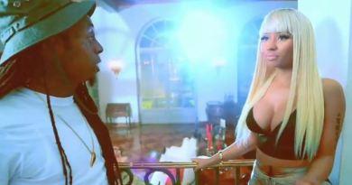 Nicki Minaj - High School Shoot