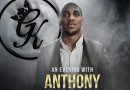 An evening with Anthony Joshua – Leicester