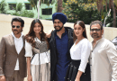 azmee explored England's unexplored spot for Mubarakan