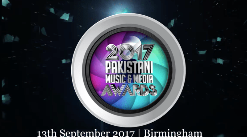 The 3rd Pakistani Music & Media awards 2017