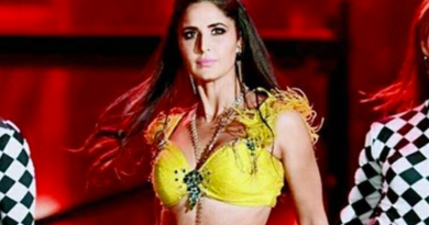 Katrina Kaif sizzles at the iifa Awards 2017