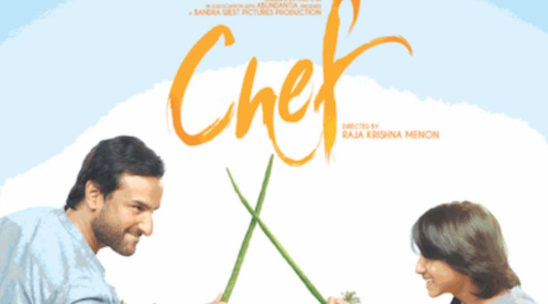 Saif Ali Khan goes on a cross-country ride in Chef's new song