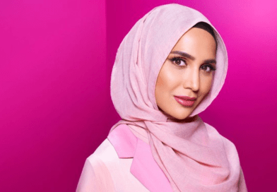 L'Oréal Model Amena Khan Is the First to Wear a Hijab in a Mainstream Hair Ad