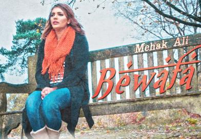 Pakistani singer Mehak Ali releases new song Bewafa