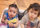 Cousins Taimur Ali Khan and Inaaya Naumi Kemmu look beyond adorable