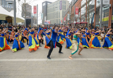 Wembley grooves to the flavours of Bollywood and Rajah Spices