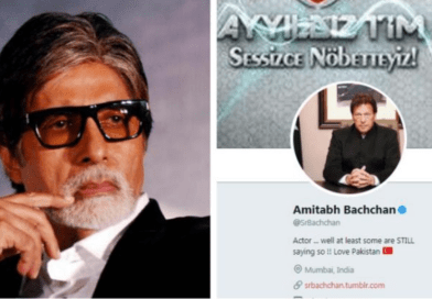 Turkish Cyber Attackers hack Amitabh Bachchan's Twitter?