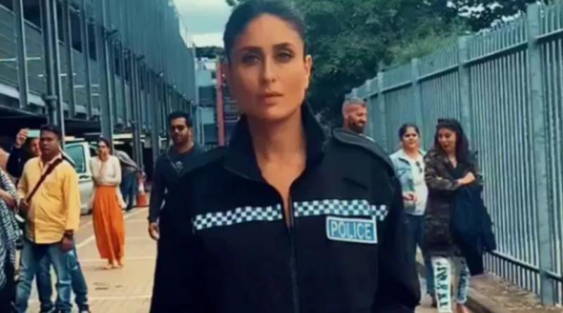 Kareena shoots in London for Angrezi Medium